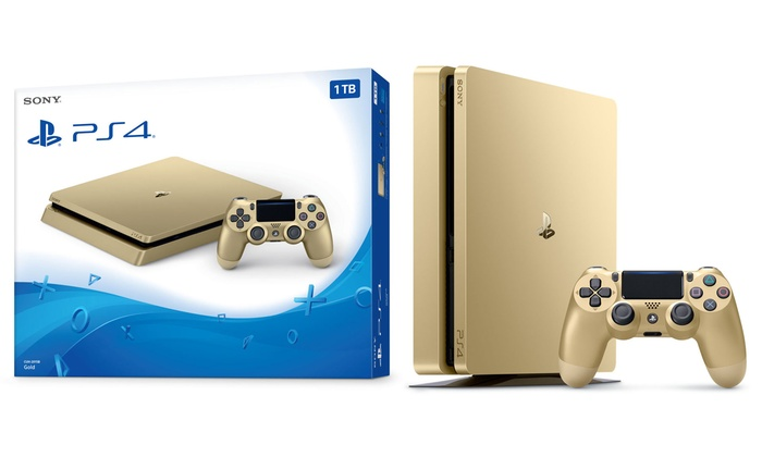 Sony Gold PS4