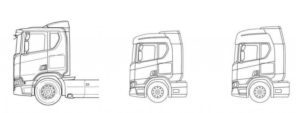 Scania Cab